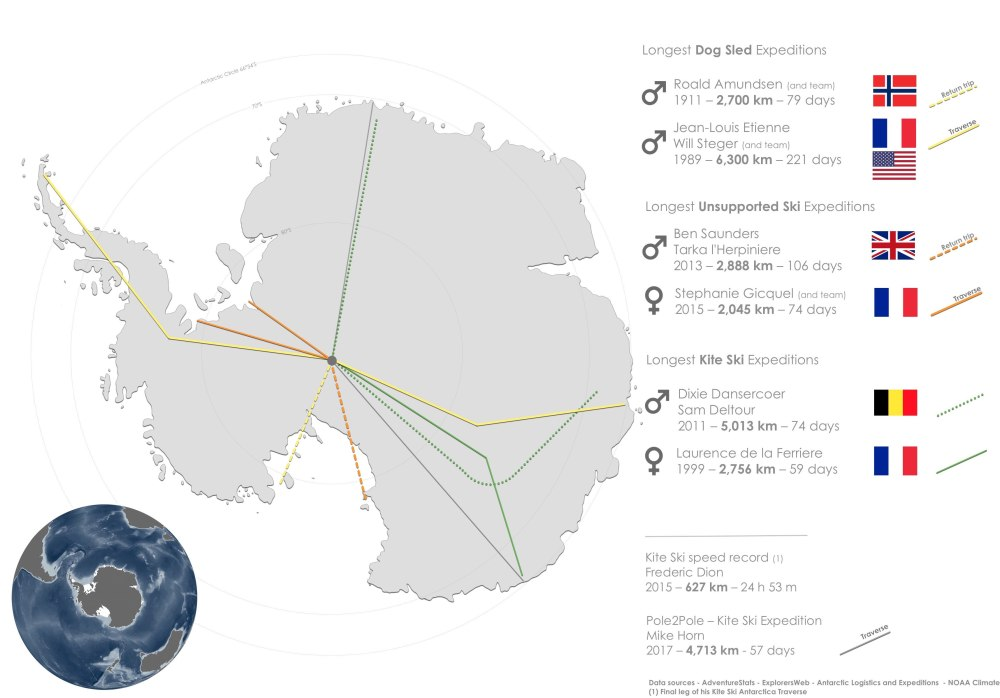 Antarctica-Expedition-Map