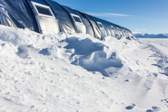 L'attente continue à Union Glacier. Chaque jour qui passe réduit d'autant les chances de succès de l'expédition, car nous devons être de retour à Union Glacier le 28 janvier au plus tard - date du dernier vol pour le Chili.