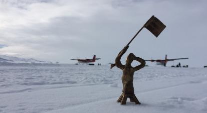 J 5 – Un bout d'Auvergne enAntarctique