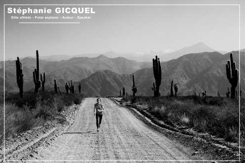 Running Cactus - Stéphanie Gicquel