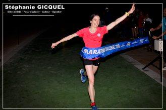 Running Dubai - Stéphanie Gicquel