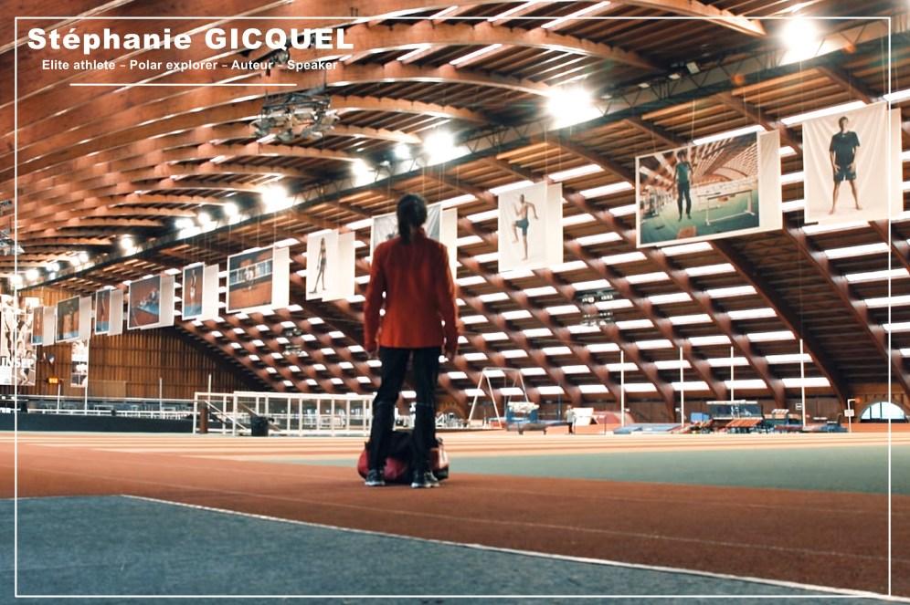 Running INSEP - Stéphanie Gicquel
