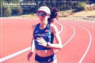 Running Piste - Stéphanie Gicquel